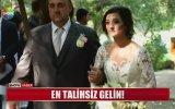 Alerjisi Yüzünden Düğünü Kabusa Dönene Gelin
