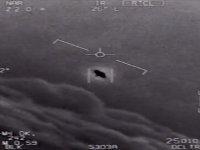 Pentagon'un Gizli UFO Görüntüleri