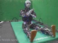 İnsandan Esinlenerek Yapılan Robot