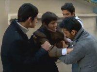 Beşiktaşlı Tinercilerin Saldırısına Uğrayan Tunç - Arka Sokaklar