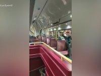 Halk Otobüsünde Cinsel İlişkiye Giren Çift