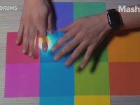Telefonunuzla Renkleri Kullanarak Müziği Sağlayan Akıllı Yüzük