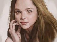 Bir Kadının Hayatı - Dijital Resim Çalışması