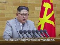 Nükleer Silah Düğmesi Sürekli Masamda - Kim Jong Un
