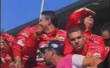 2003 Formula 1 İtalya Grand Prix'i Podyumu  Milli Marşlar