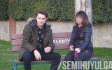 Türkiye'de Öpüşme Cezalı Oyun  Kissing Prank