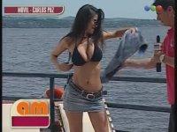 Arjantin Televizyonunda Striptiz - Telefe