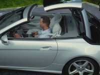 Mercedes'in Yeni Silecek Sistemi