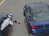 BMW M5'le Dünyanın En Uzun Drift Performansı