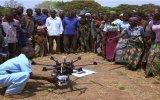 Drone İle ilaç Taşımak  Malavi
