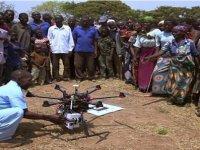 Drone İle ilaç Taşımak - Malavi