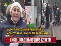 Engelli Kadını Otobüsüne Almayan Şoför - Bursa