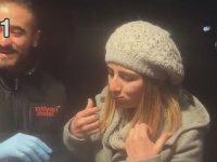 İlk Kez Midye Yiyen Kadının Tepkileri