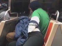 Emmeli Yoklamalı Metro Seyahati (+18)