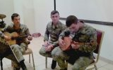 Asker Şarkısı  Metrisin Önü