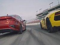 Kia Forte'yi Lamborghini Aventador İle Yarıştırmak