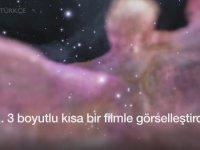 Orion Takımyıldızına Sanal Yolculuk