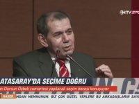 Dursun Özbek'in Üçlü Çektirmesi
