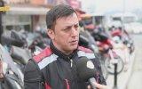 Hayatlarını Motosiklet Üzerinde Kazanan Kuryeler