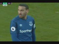 Cenk Tosun'un Yuhalanması (Everton 1-1 West Bromwich)