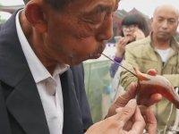Şeker Üfleme Sanatı'yla Yapılan Objeler - Çin