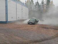 Tank Yıkama Tabancasıyla Mercedes Yıkamak