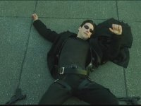 The Matrix (1999) - Neo Mermi Sahnesi
