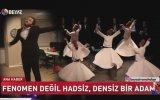 Enes Batur'un Mevlana ile Dalga Geçti Haberi Beyaz TV