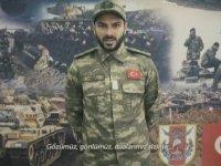 Konyaspor'un Asker Kıyafetiyle Mehmetçik'e Duası