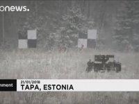 Estonya'dan Robot Askerler