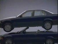 BMW E36 Reklamı