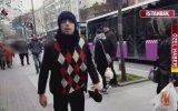 Foyası Ortaya Çıkınca Muhabire Atarlanan Dilenci  İstanbul