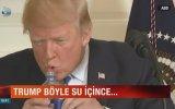 Şişeden Su İçmeyi Beceremeyen Trump