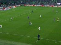 Lionel Messi'den Real Betis Maçında Defastan Top Çıkarma Dersi