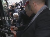 Başkan Seçilmezsem Traktör Şoförü Olacağım - Vladimir Putin