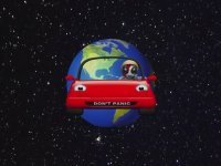 Tesla'nın Uzay Yolculuğu (Animasyon)