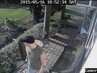 Bahtsız Bedevi Sokağı Güvenlik Kamerası