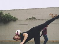 Cristiano Ronaldo'ya Zor Anlar Yaşatan Top Cambazı - Andrew  Henderson