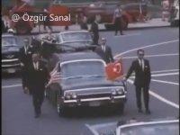 Cumhurbaşkanı Cevdet Sunay'ın Amerika Ziyareti (1967)