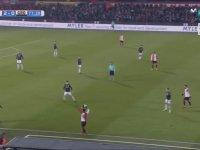 Robin van Persie'nin Feyenoord'ta İlk Golü
