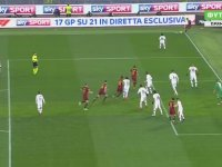 Cengiz Ünder'den 2 Gol 1 Asist (Roma 5-2 Benevento)