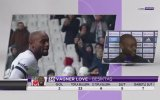 Vagner Love'dan Jim Carrey Dansı