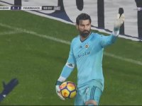 Volkan Demirel'in Hakeme Küfür Etmesi (Başakşehir 0-2 Fenerbahçe)