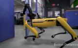 Boston Dynamics'in Yapay Zekalı ve Kibar Sarı Robotu