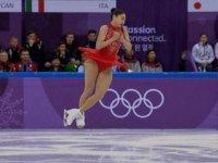 Triple Axel Yapan İlk Amerikalı Kadın Sporcu - Mirai Nagasu
