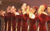 Çerkes Kızların Nalmes Dansı  Moskova