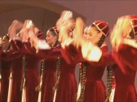 Çerkes Kızların Nalmes Dansı - Moskova