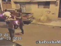 Soymaya Çalışırken Soyulan Hırsızlar - İspanya