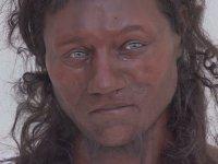 10.000 Yıl Önceki Britanya İnsanın Modellemesi