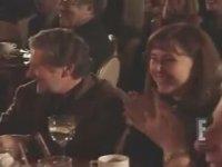 Orlando Bloom ve Dakota Fanning Ödül Konuşması